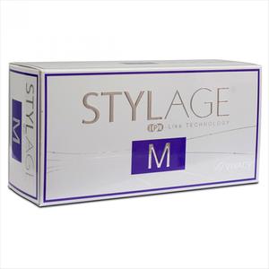 Stylage - M Senza Lidocaina Confezione Da 2 Siringhe Preriempite Da 20 Mg 1 Ml