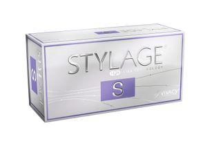Stylage - S Senza Lidocaina Confezione Da 2 Siringhe Preriempite Da 16 Mg 0,8 Ml