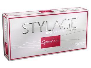 Stylage - Special Lips Senza Lidocaina Confezione Da 1 Siringa Fiala Preriempita Da 18,5 Mg 1 Ml