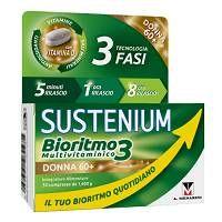 Sustenium - Bioritmo 3 Donna 60+ Confezione 30 Compresse