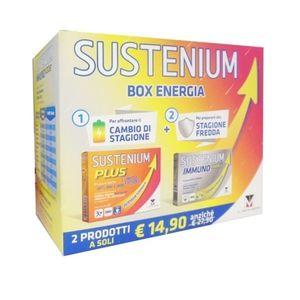 Sustenium - Box Energia Confezione 26 Bustine