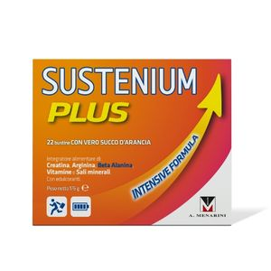 Sustenium - Plus Confezione 22 Bustine