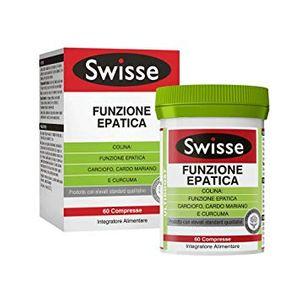 Swisse - Funzione Epatica Confezione 60 Compresse
