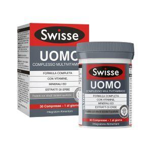 Swisse - Multivitaminico Uomo Confezione 30 Compresse