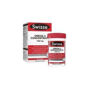 Swisse - Omega 3 Concentrato Confezione 60 Capsule