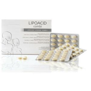 Synchroline - Lipoacid Combi Confezione 60 Compresse