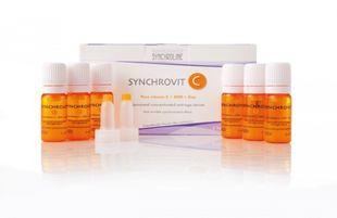 Synchroline - Synchrovit C Siero Antietà Confezione 6x5 Ml