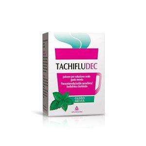 Tachifludec - Gusto Menta Confezione 10 Bustine