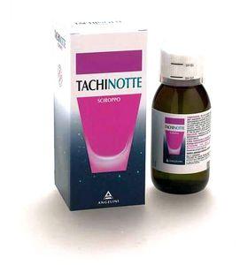 Tachinotte - Sciroppo Confezione 120 Ml