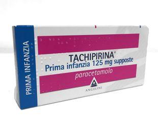 Tachipirina - Prima Infanzia 125 Mg Confezione 10 Supposte