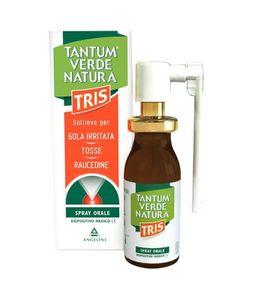 Tantum Verde - Natura Tris Nebulizzatore Confezione 15 Ml