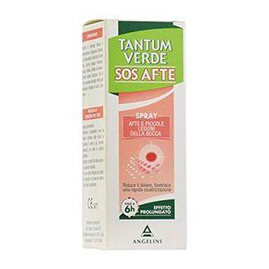 Tantum Verde - Sos Afte Gel Confezione 8 Ml
