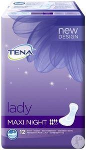 Tena - Lady Maxi Night Confezione 12 Pezzi