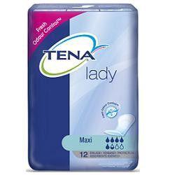 Tena - Lady Pannolone Maxi Confezione 12 Pezzi
