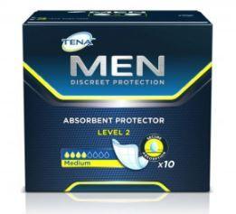 Tena - Men Level 2 Confezione 10 Pezzi