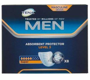 Tena - Men Level 3 Confezione 8 Pezzi