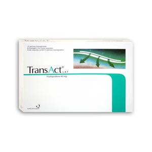 Transact Lat - 40 Mg Confezione 10 Cerotti Medicati