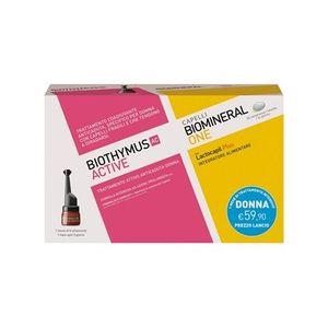Biothymus - Kit Confezione 10 Fiale + 30 Compresse