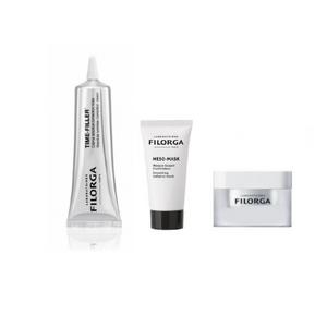Filorga - Trousse + Time Filler 30 Ml +  Meso Mask 15 Ml + Sorpresa Filorga 15 Ml
