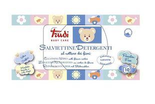 Trudi - Baby Care Salviette Baby  Confezione 10 Salviette Detergenti