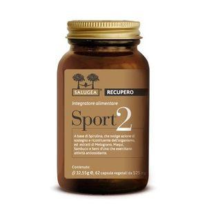 Salugea -  Sport 2 Recupero Confezione 62 Compresse