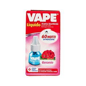 Vape - Ricarica Liquida 480 Ore Geranio Confezione 36 Ml