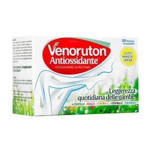 Venoruton - Antiossidante Confezione 20 Bustine