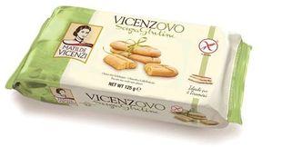 Vicenzovo - Savoiardi Senza Glutine Confezione 125 Gr