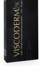 Viscoderm - 2% Confezione 3 Siringhe Preriempite Da 1 Ml