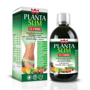 Winter - Planta Slim 12 Erbe Confezione 500 Ml