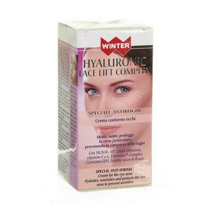 Winter - Hyaluronic Crema Contorno Occhi Confezione 15 Ml