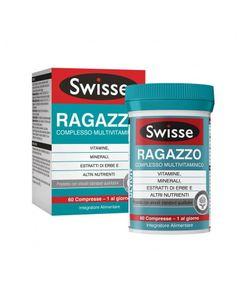 Swisse - Multivitaminico Ragazzo Confezione 60 Compresse