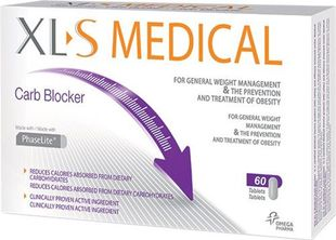 XLS - Medical Carboblocker Confezione 60 Capsule