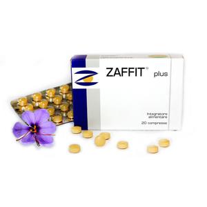 Zaffit Plus - Utile A Prevenire Situazioni Di Stress Oculare Confezione 20 Compresse